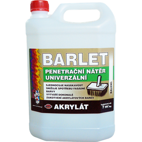 BARLET PENETRACE AKRYLÁT 5kg