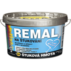REMAL ŠTUKOVÁ HMOTA 8kg