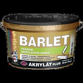 BARLET AKRYLÁT PLUS BÍLÝ 5kg