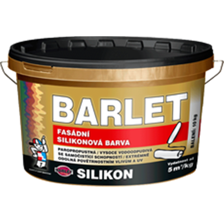 BARLET SILIKON 5kg