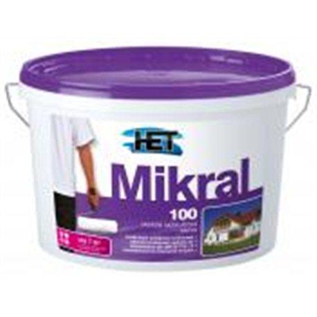 Het Mikral 100 fasádní barva 15+3kg