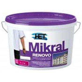 Het Mikral RENOVO fasádní barva 1kg